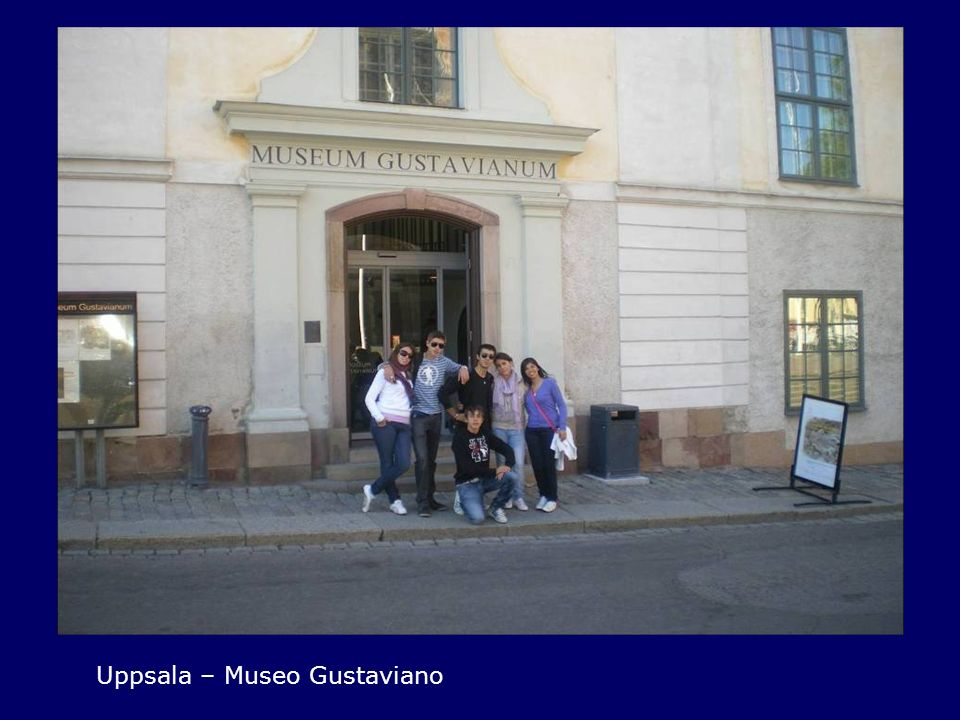 Uppsala – Museo Gustaviano