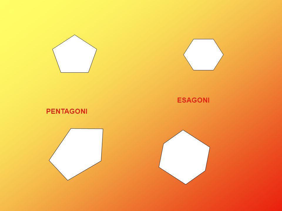 ESAGONI PENTAGONI