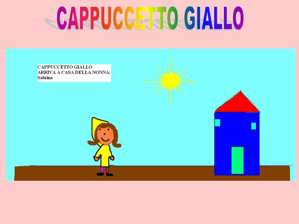 CAPPUCCETTO GIALLO