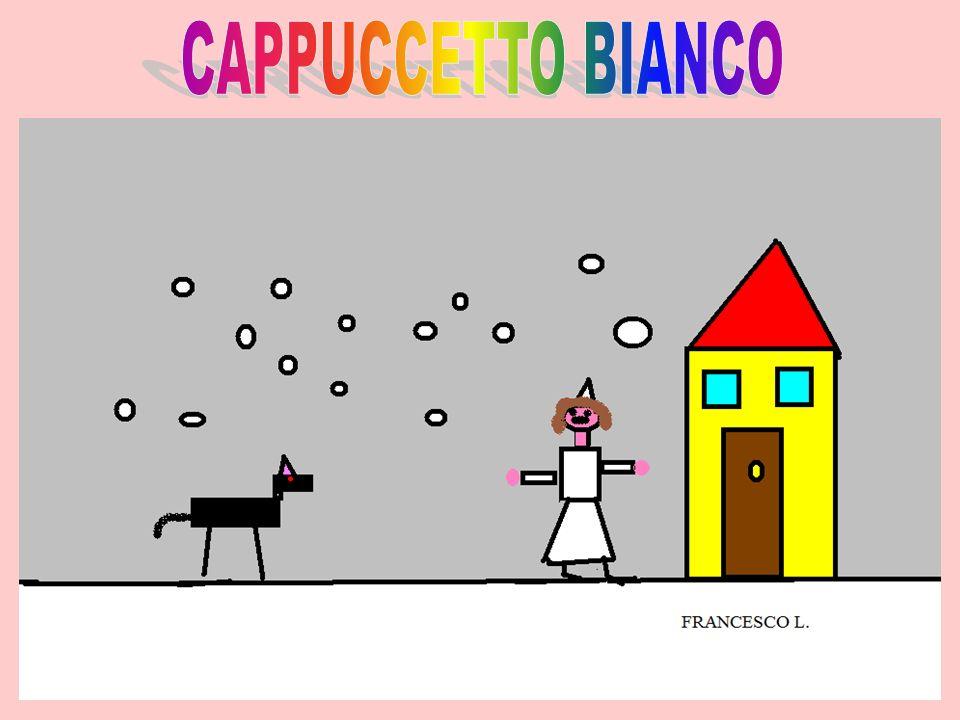 CAPPUCCETTO BIANCO