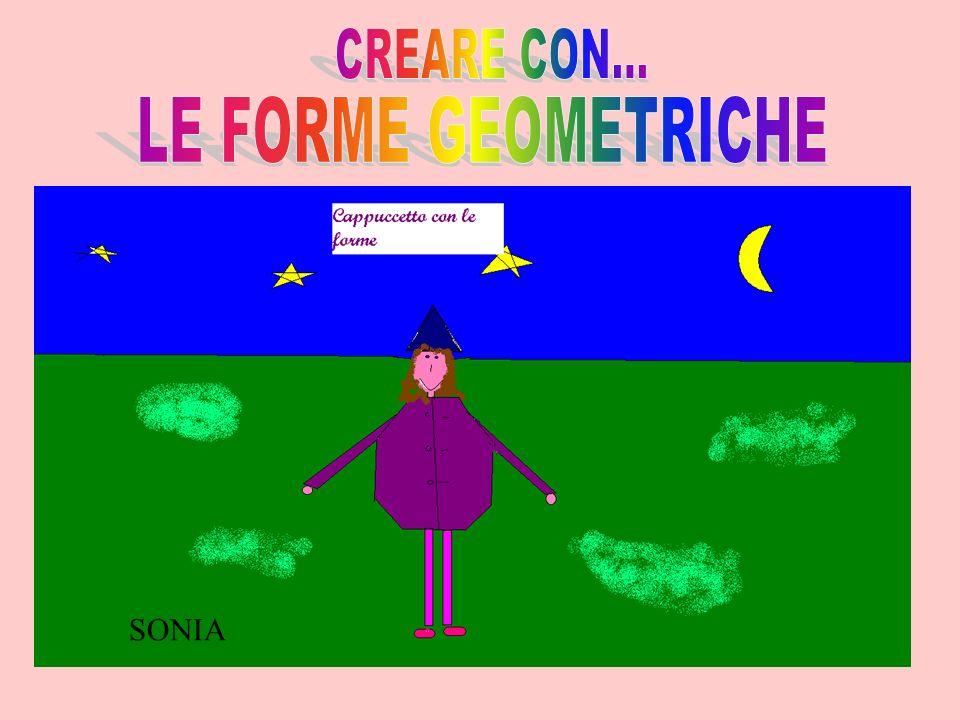 CREARE CON… LE FORME GEOMETRICHE SONIA