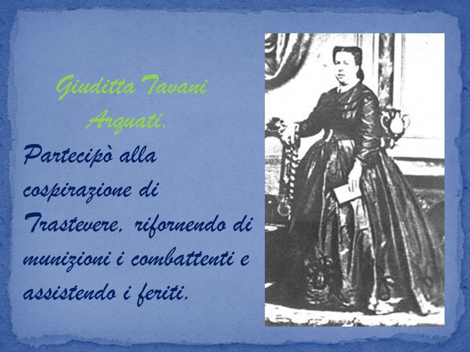 Giuditta Tavani Arquati.