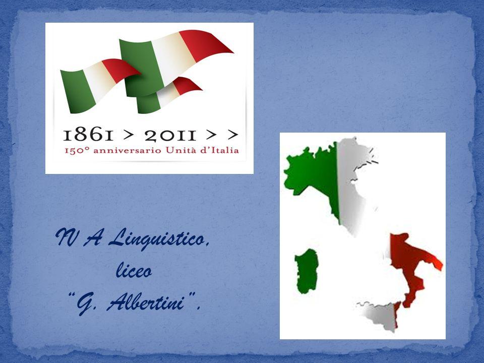 IV A Linguistico, liceo G. Albertini .