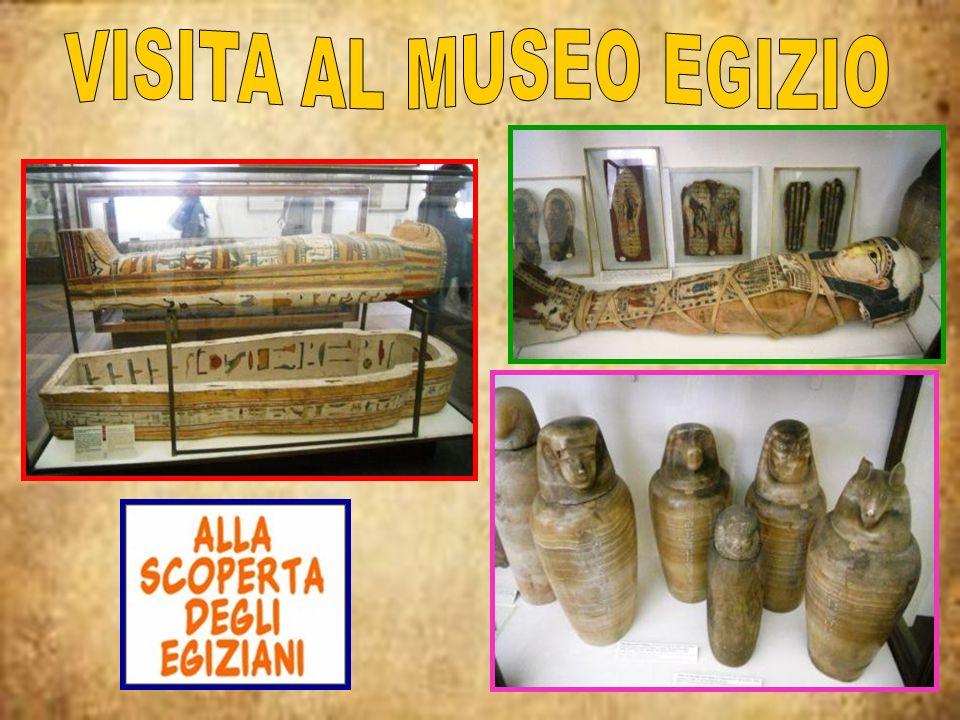 VISITA AL MUSEO EGIZIO 25