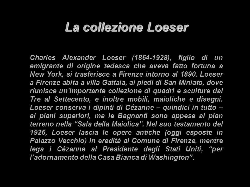 La collezione Loeser
