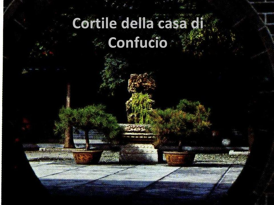 Confucianesimo ppt video online scaricare for Piani di casa del cortile chiusi