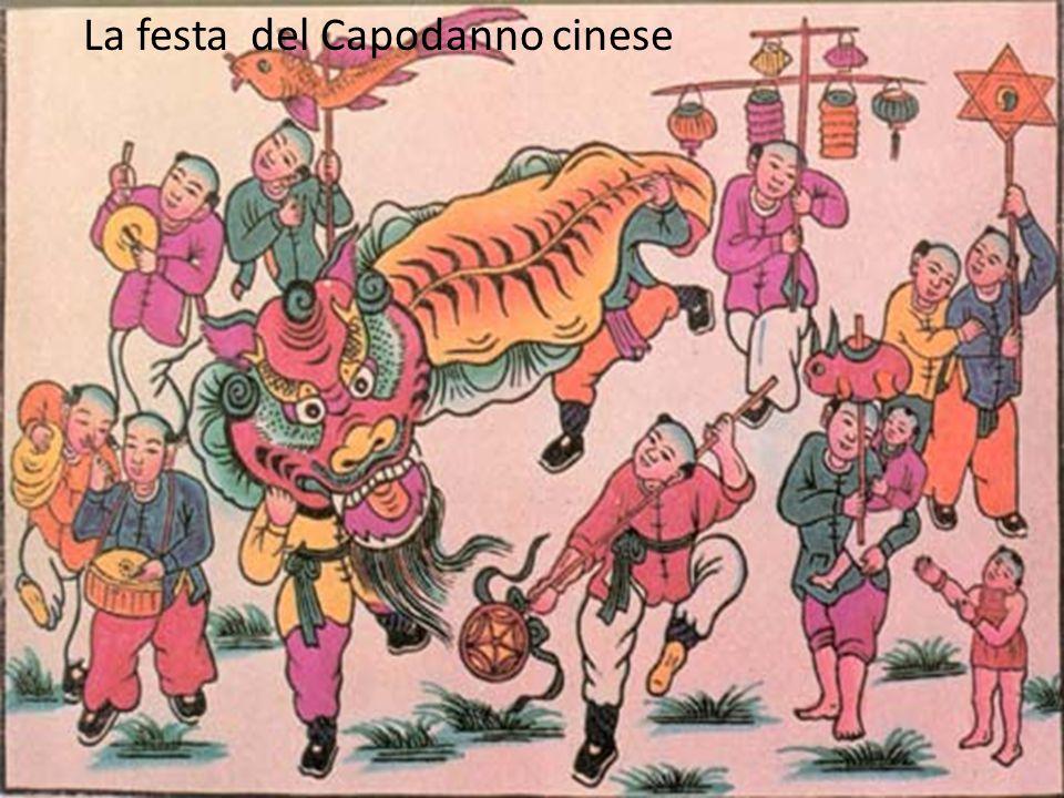 La festa del Capodanno cinese