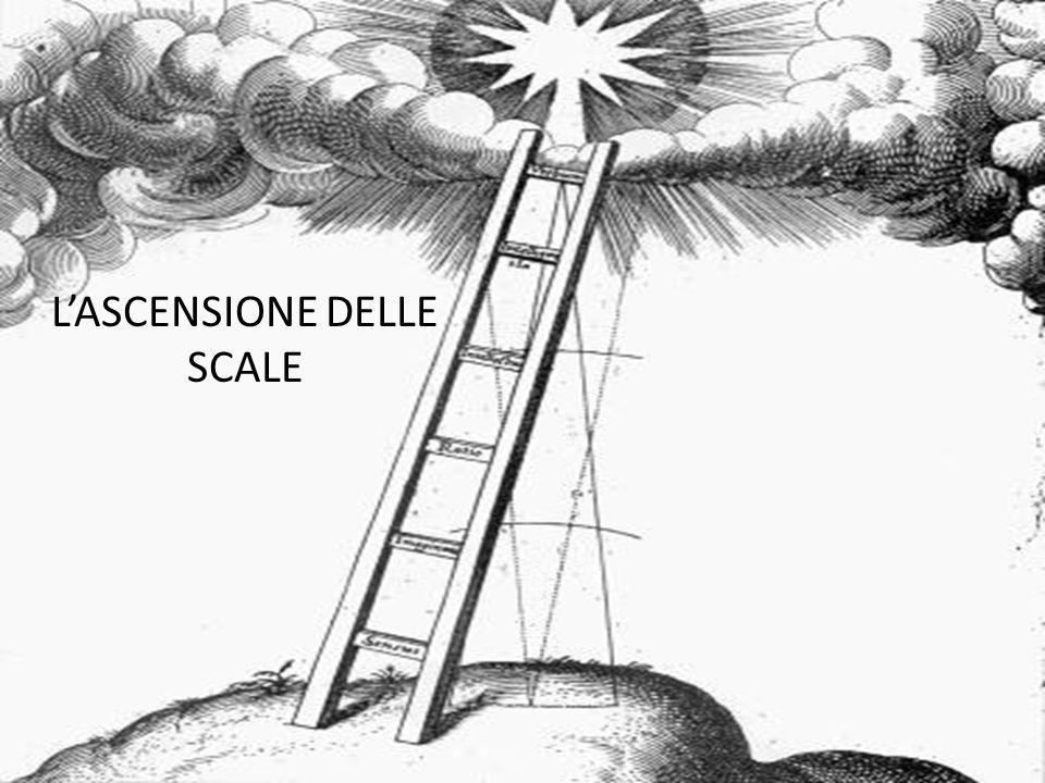 L'ASCENSIONE DELLE SCALE