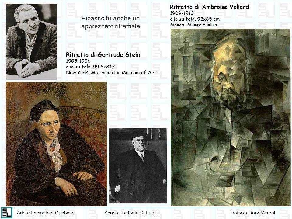 Picasso fu anche un apprezzato ritrattista