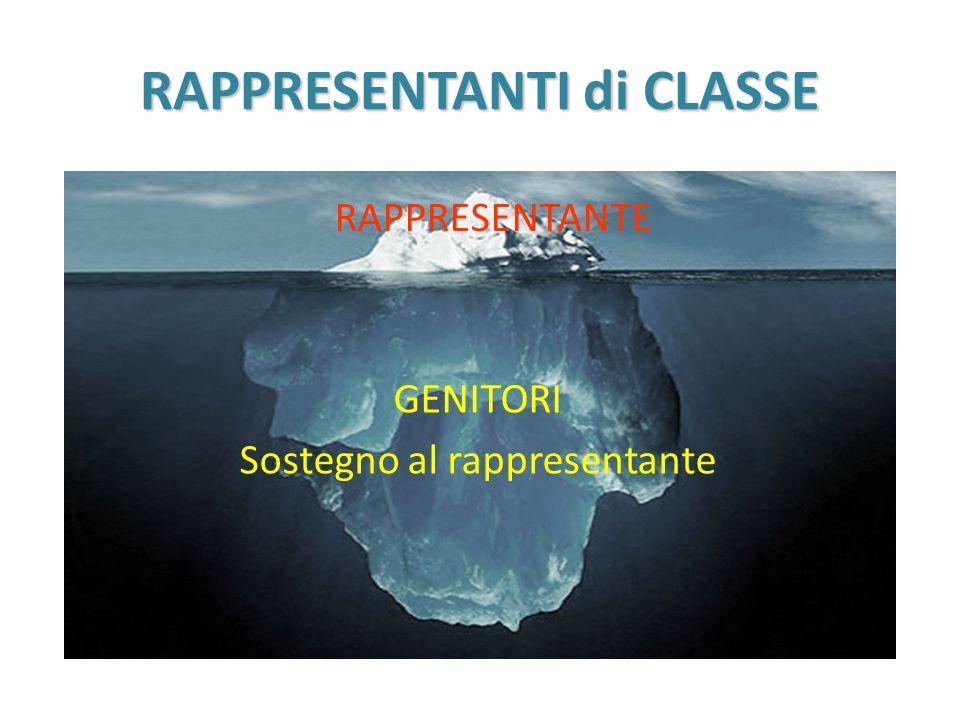 RAPPRESENTANTI di CLASSE