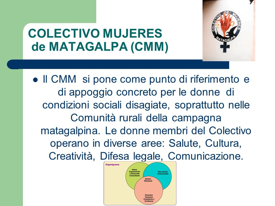 COLECTIVO MUJERES de MATAGALPA (CMM)
