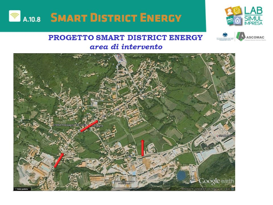 PROGETTO SMART DISTRICT ENERGY
