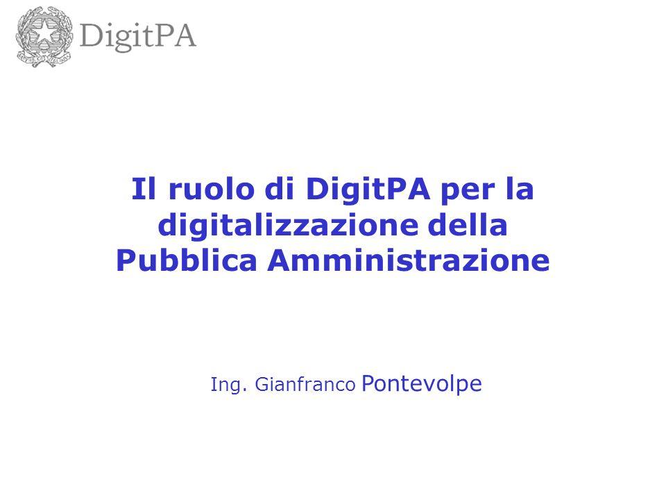 Ing. Gianfranco Pontevolpe