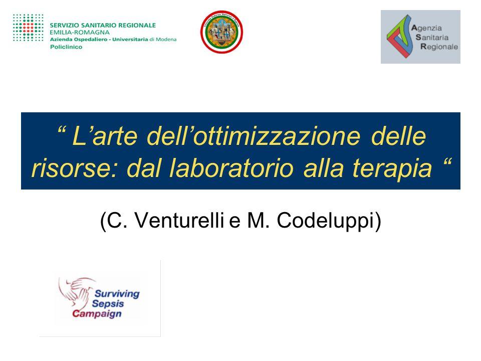 (C. Venturelli e M. Codeluppi)