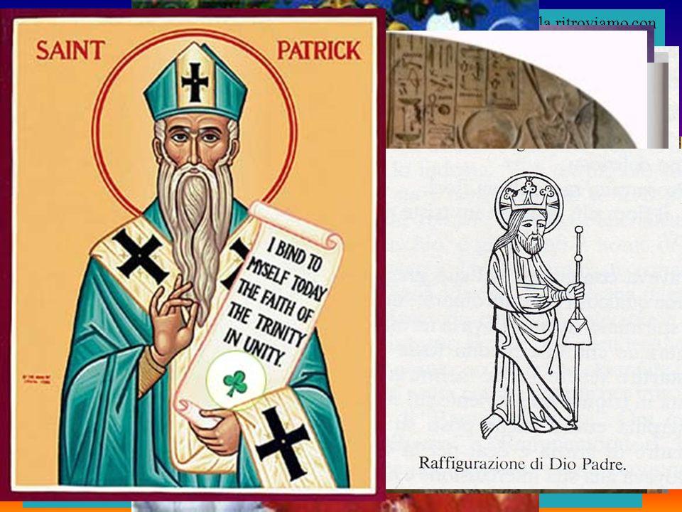 Anche la dottrina della Trinità adottata dalla chiesa di Roma e non solo, la ritroviamo con massima evidenza in tutto il mondo pagano.