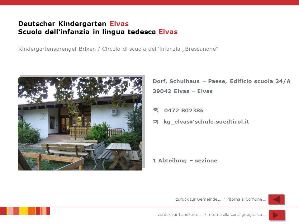 Deutscher Kindergarten Elvas Scuola dell'infanzia in lingua tedesca Elvas