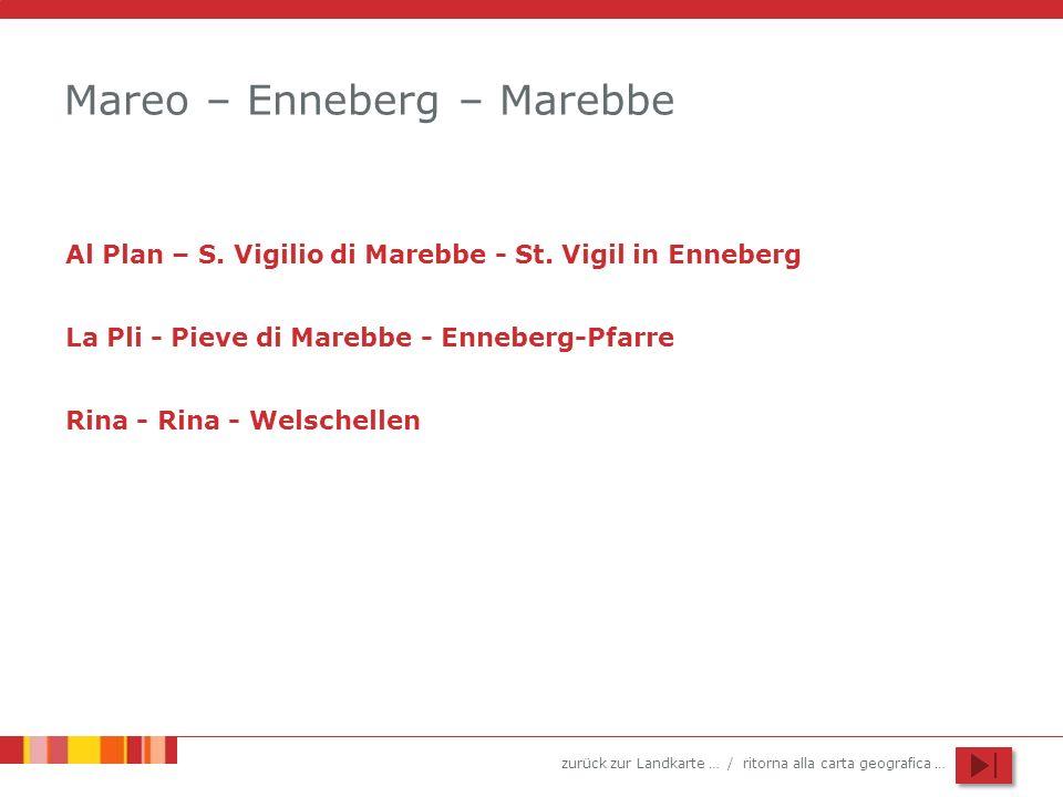 Mareo – Enneberg – Marebbe