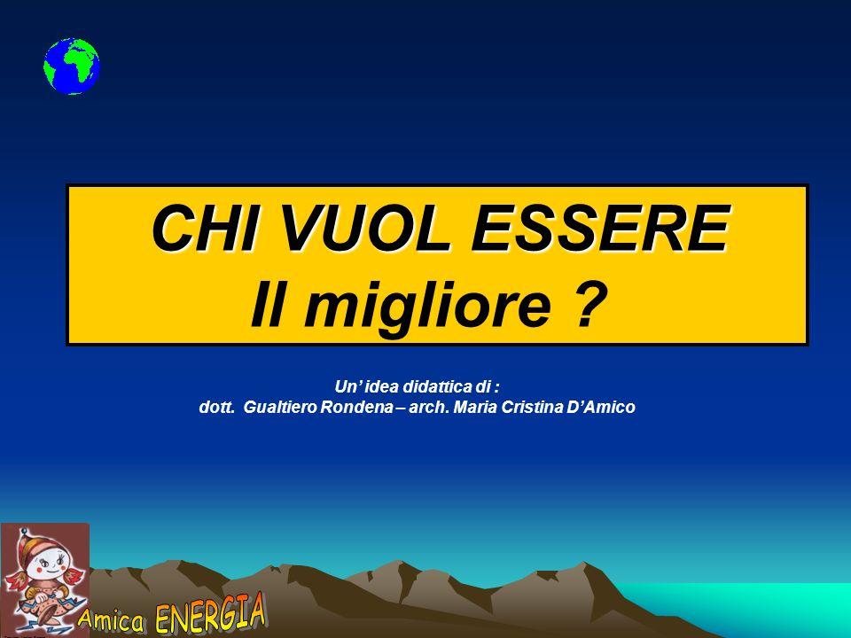 dott. Gualtiero Rondena – arch. Maria Cristina D'Amico