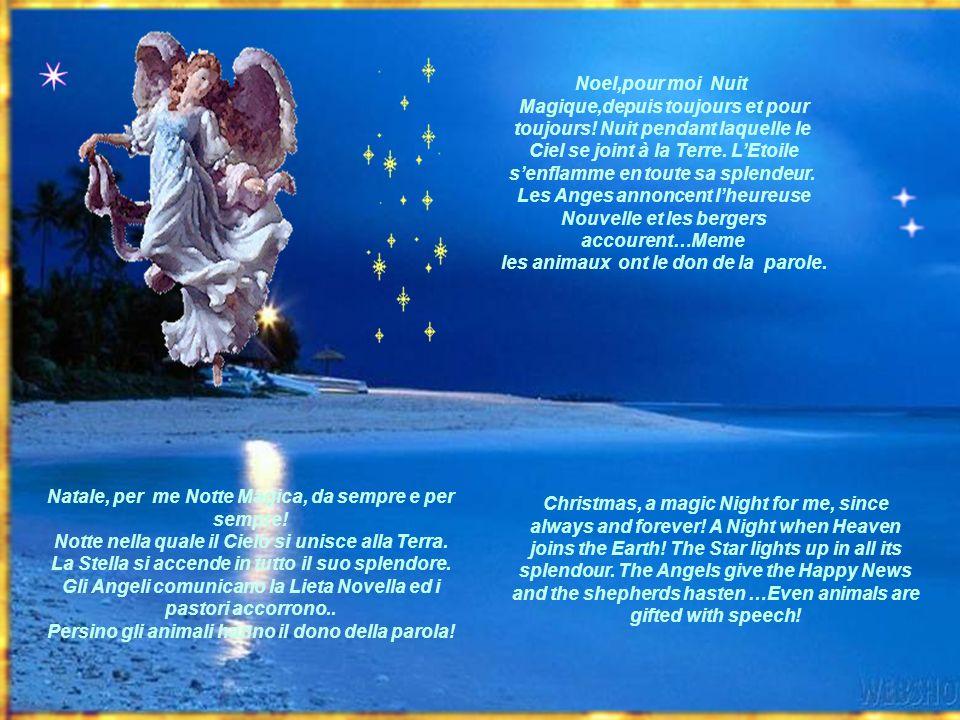 Noel,pour moi Nuit Magique,depuis toujours et pour toujours