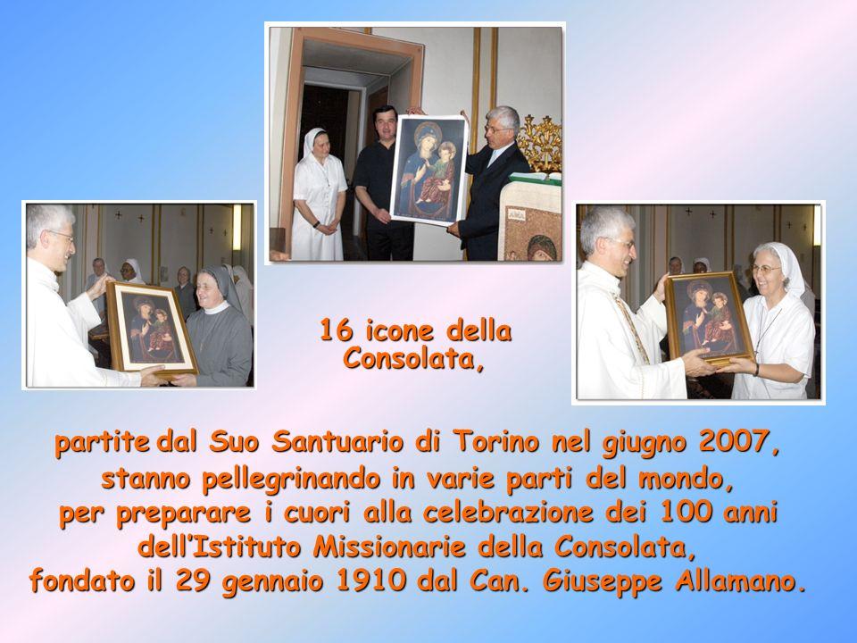fondato il 29 gennaio 1910 dal Can. Giuseppe Allamano.