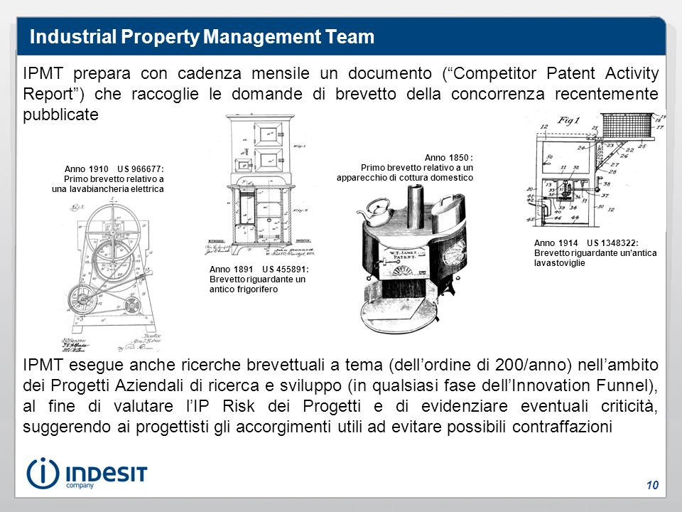 Industrial Property Management Team