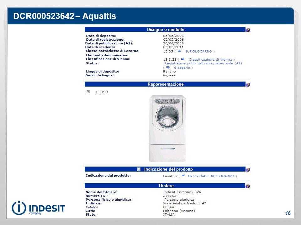 DCR000523642 – Aqualtis