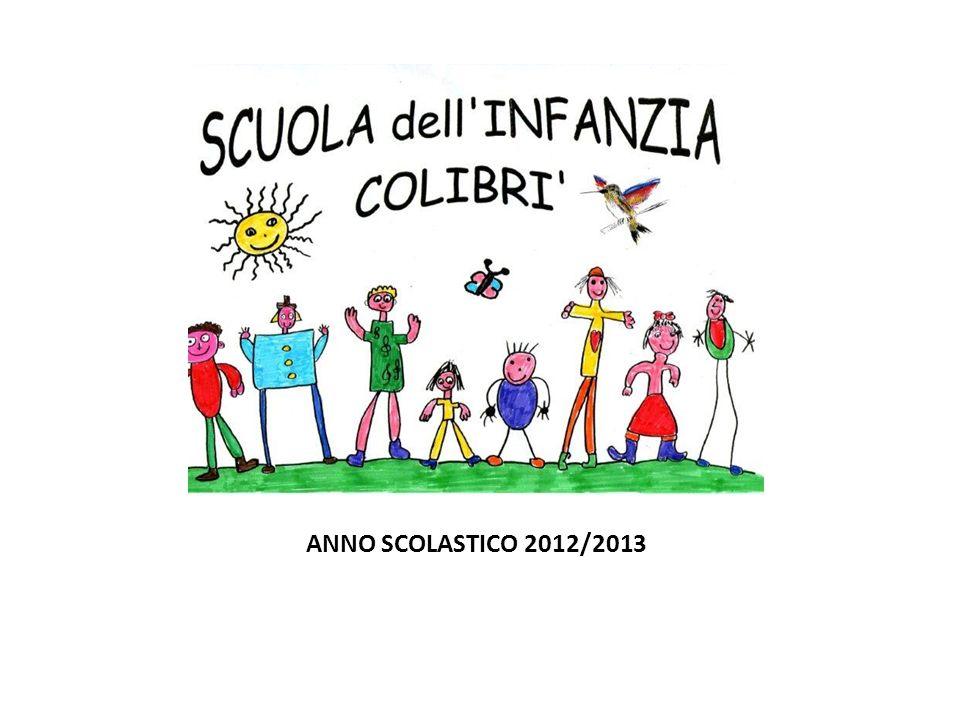 ANNO SCOLASTICO 2012/2013