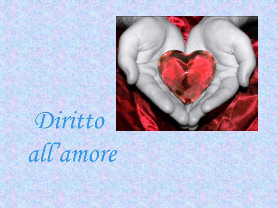 Diritto all'amore