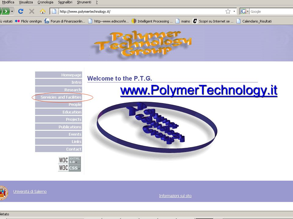 www.PolymerTechnology.it