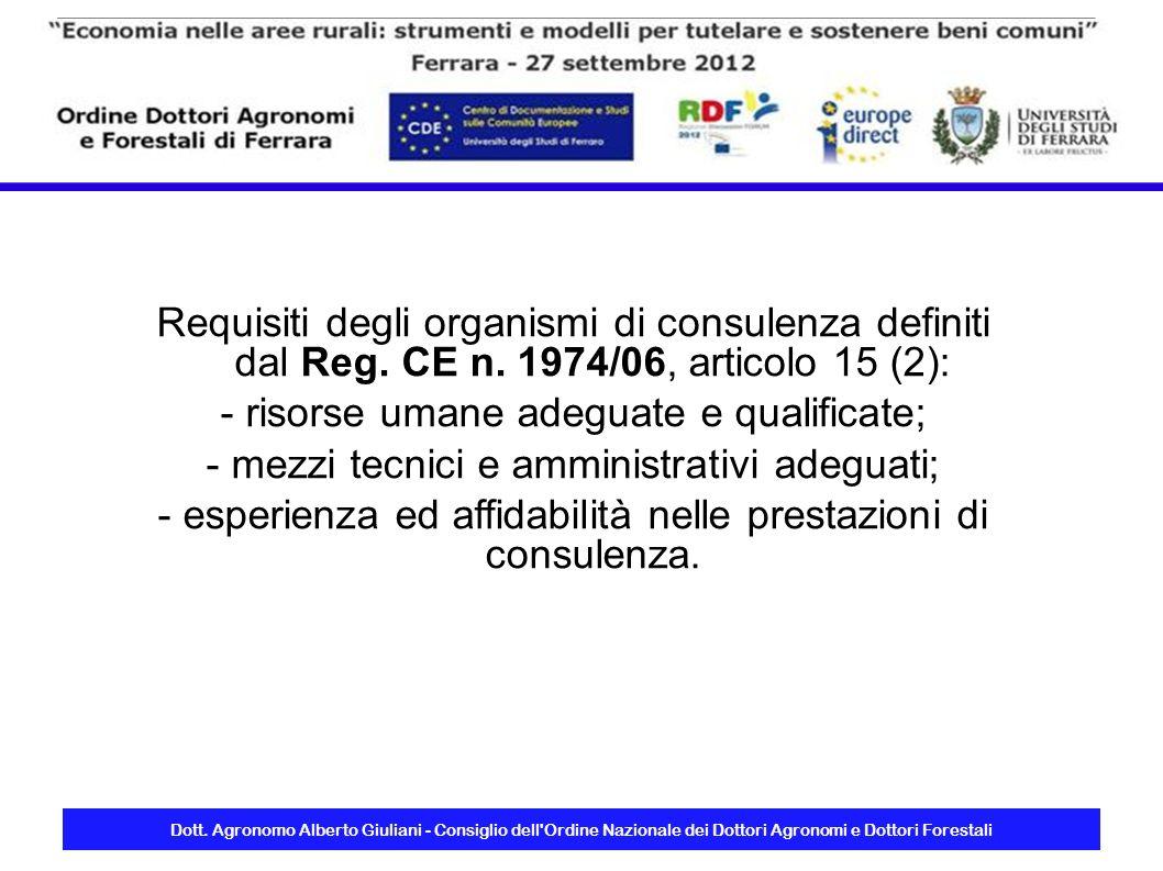 - risorse umane adeguate e qualificate;