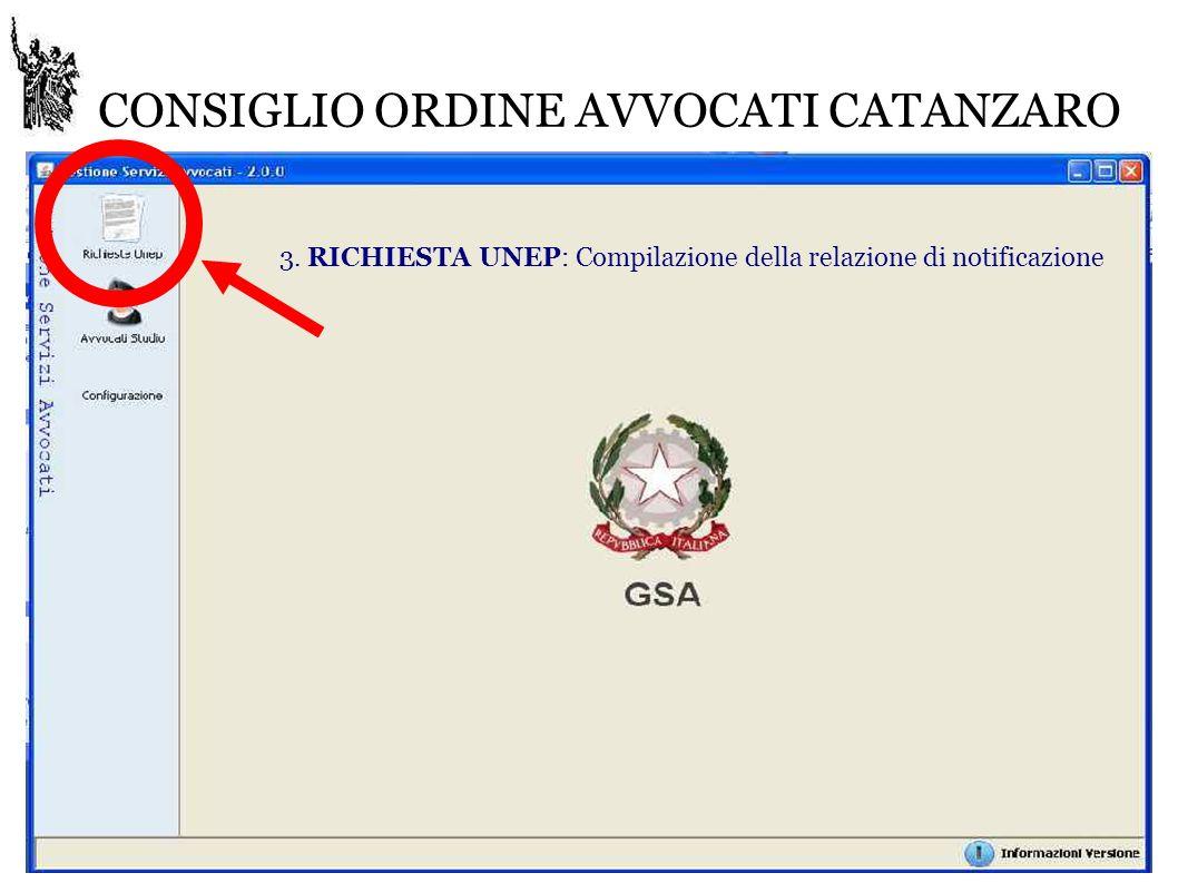 CONSIGLIO ORDINE AVVOCATI CATANZARO