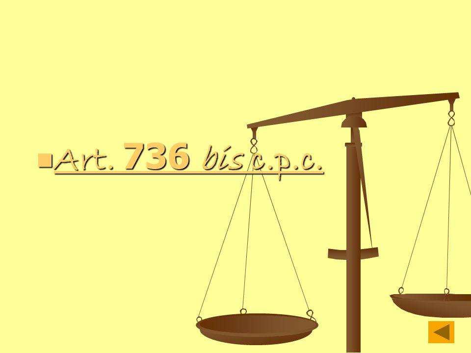 Art. 736 bis c.p.c.
