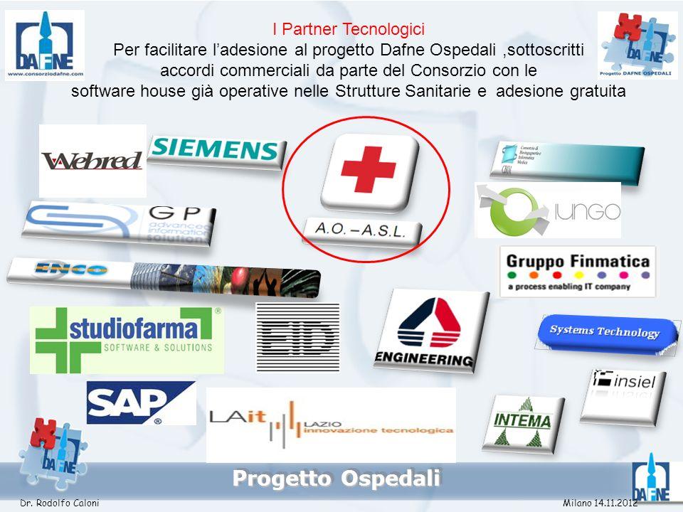 Progetto Ospedali I Partner Tecnologici