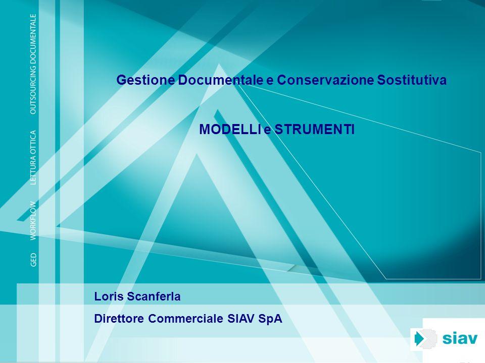 Gestione Documentale e Conservazione Sostitutiva