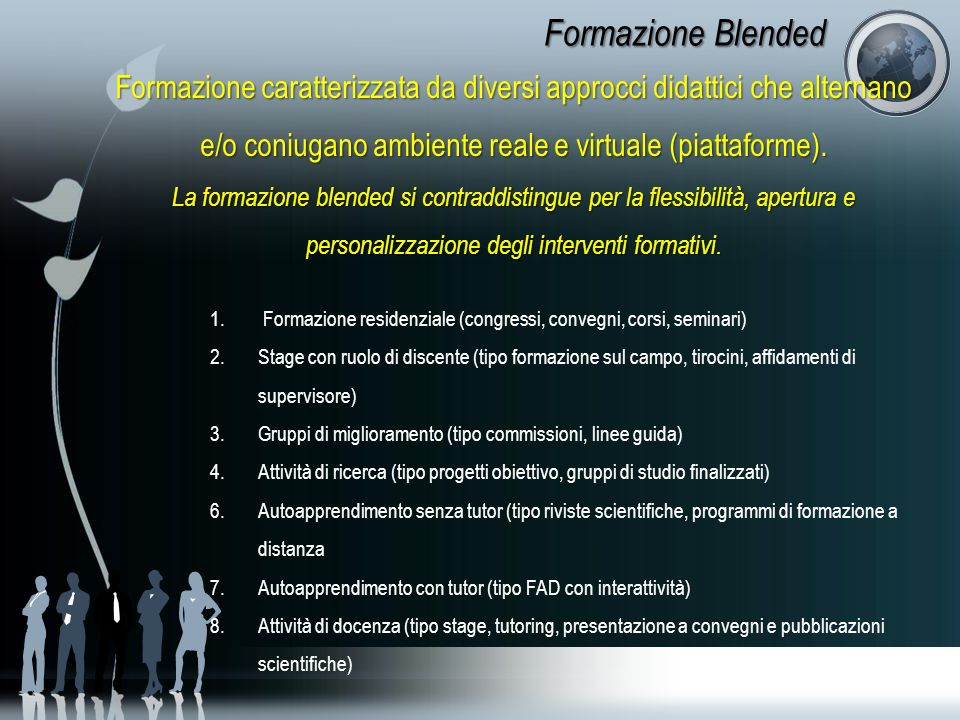 Formazione Blended