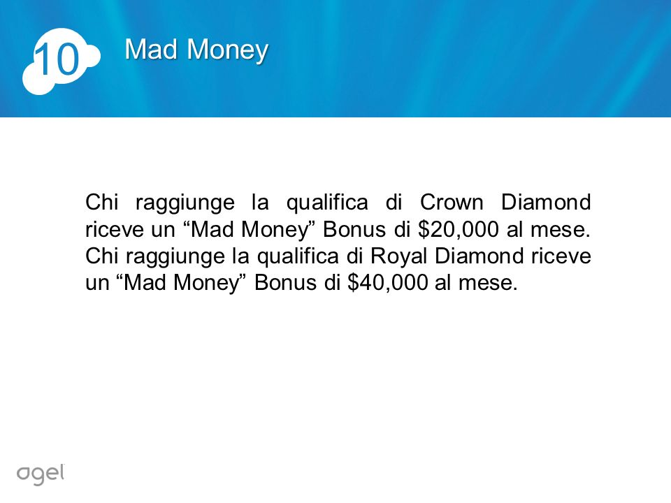 10 Mad Money.