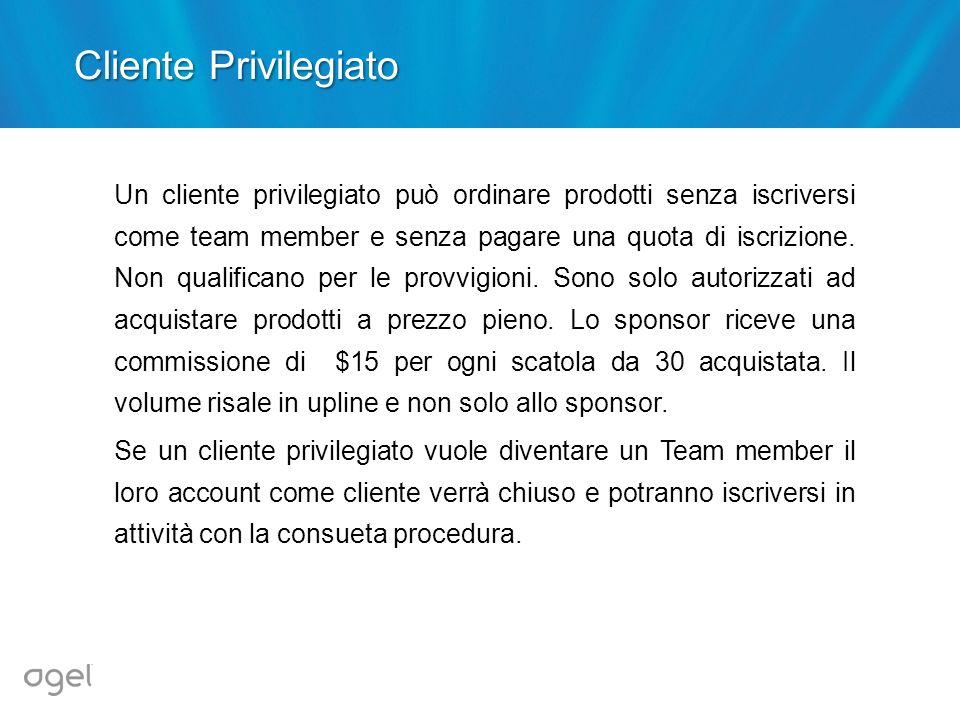 Cliente Privilegiato