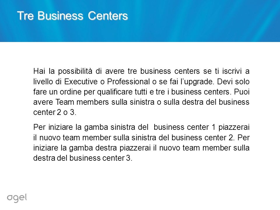 Tre Business Centers