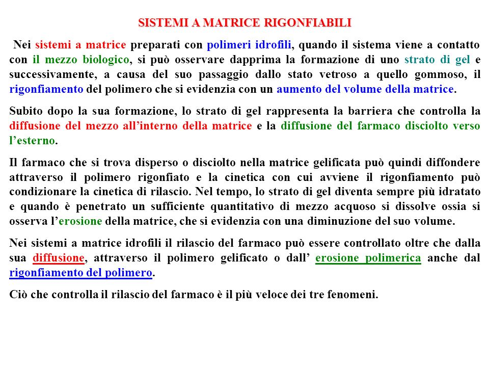 SISTEMI A MATRICE RIGONFIABILI