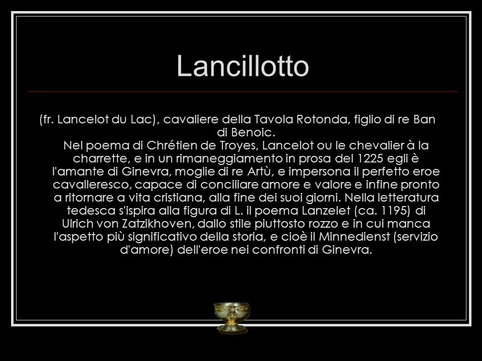 Lancillotto