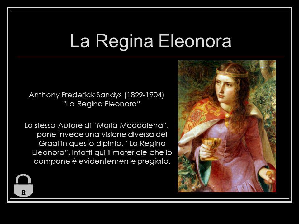 Anthony Frederick Sandys (1829-1904) La Regina Eleonora