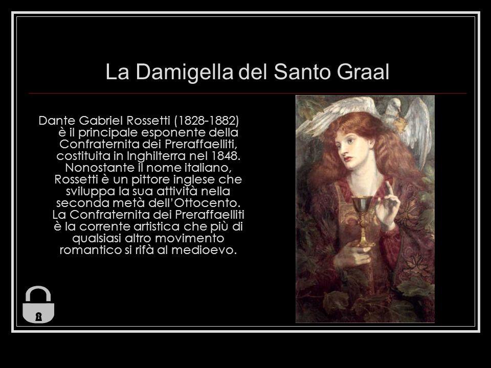 La Damigella del Santo Graal