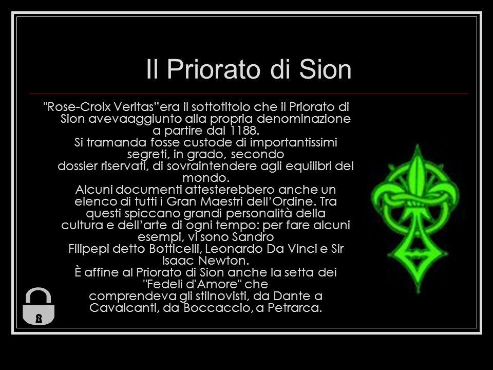 Il Priorato di Sion