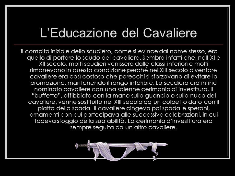 L'Educazione del Cavaliere
