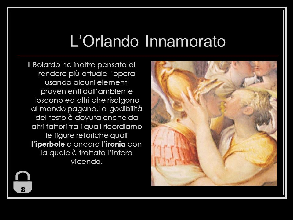 L'Orlando Innamorato