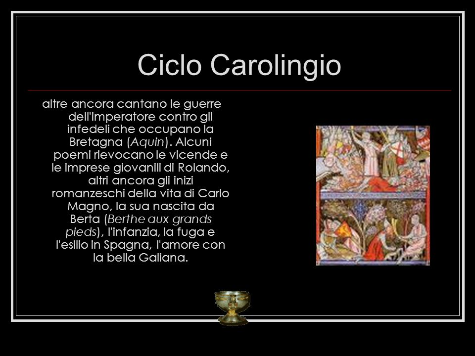 Ciclo Carolingio