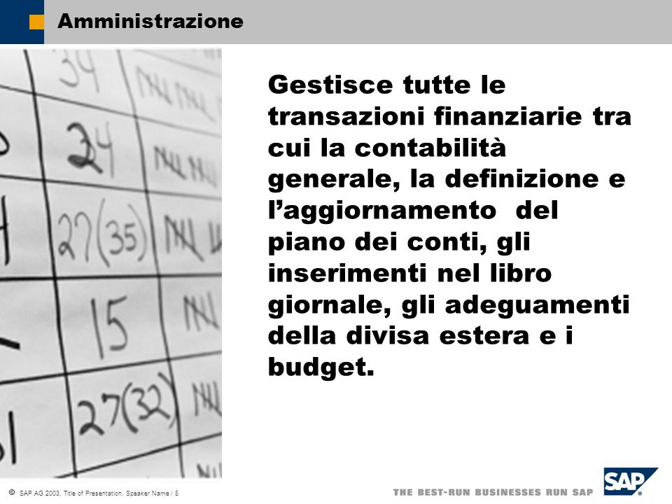Amministrazione