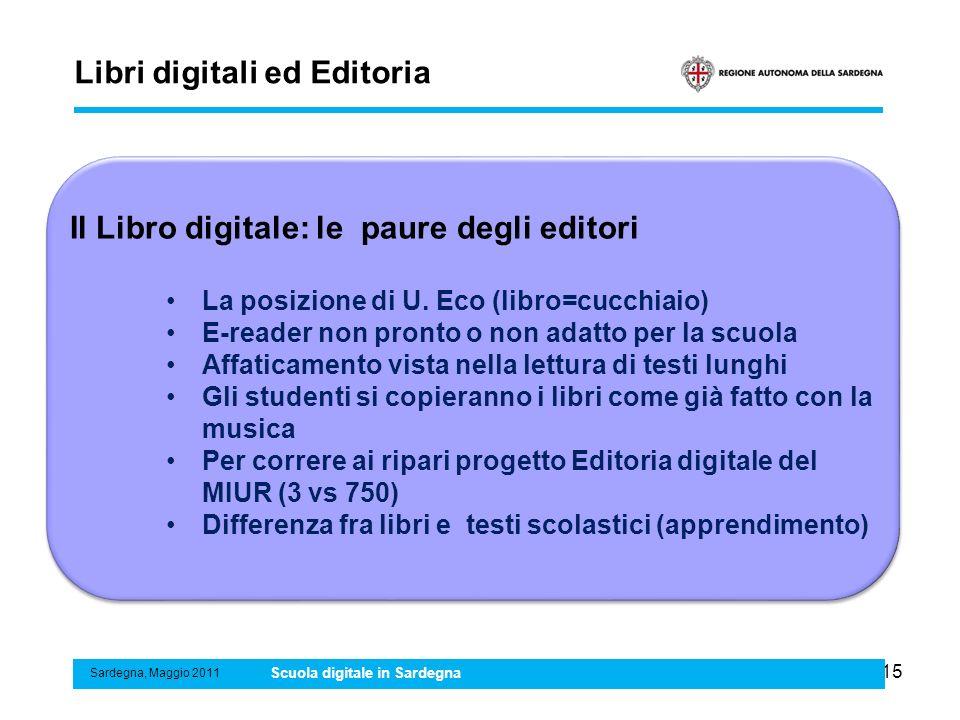 Libri digitali ed Editoria