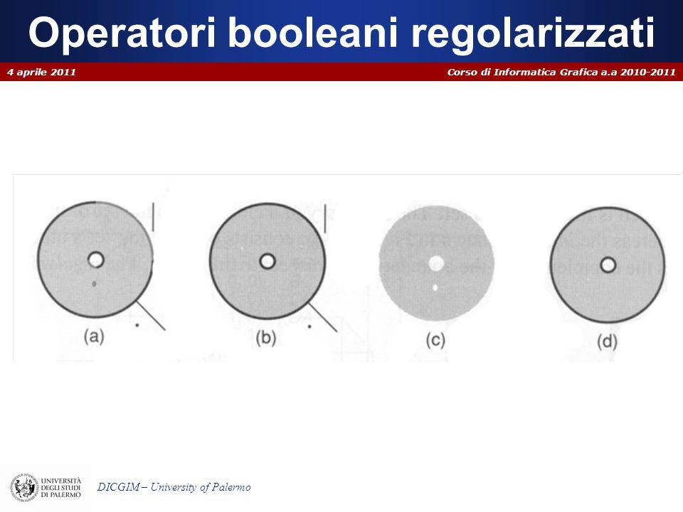 Operatori booleani regolarizzati