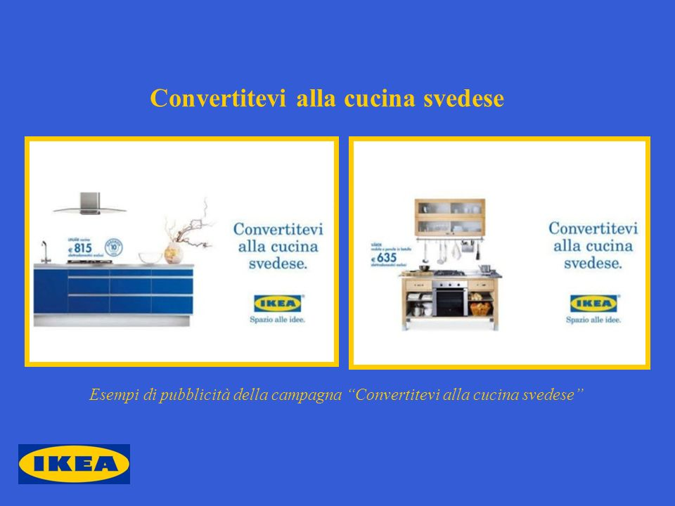 Convertitevi alla cucina svedese